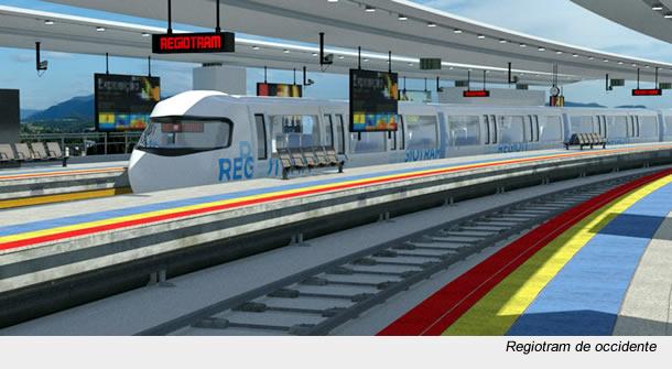 Este miércoles se firman los contratos para estudios, diseños e interventoría del Tren del Norte