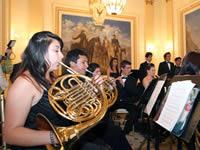 Convocatoria para banda sinfónica juvenil de Cundinamarca