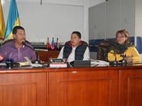 Gobernador Cruz cita a concejales de Soacha