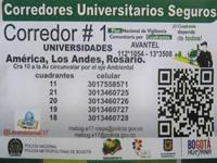 Localidad Candelaria hace uso de tecnología para reportar delitos