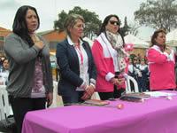 Administración Municipal reconoce labor de la mujer en su día