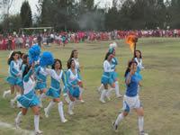 Empezaron los Juegos Olímpicos del Instituto Juan Pablo II