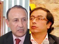 Nuevo enfrentamiento entre Petro y Álvaro Cruz por el Área Metropolitana