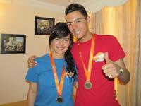 Estudiante del SENA de Soacha representará a Colombia en Brasil