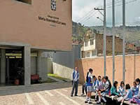 Colegios oficiales  de Bogotá recibirán  $10 mil millones