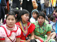 95 emberas desplazados retornarán a su territorio