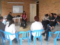 Funcionarios ESE participaron en tercer comité Técnico-Científico