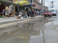 EEAB debe hacer  mantenimiento de los sumideros de Nuevo Colón y Quintanares