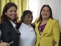 MIRA exaltó a la mujer presentando logros políticos que la benefician