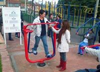 Gimnasios gratuitos en el sur de Bogotá