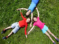 Jugar al aire libre, imprescindible para el desarrollo infantil
