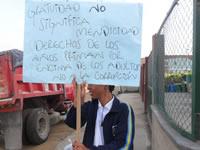 Temporalmente se levanta manifestación de IE Julio César Turbay