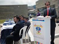 Se inaugura oficialmente el Liceo Mayor