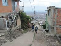 Las necesidades de servicios públicos de la comunidad de Casaloma