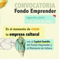 Se aproxima cierre de convocatoria para emprendedores culturales