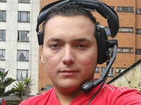En trágico accidente muere Diego Andrés  Gallego