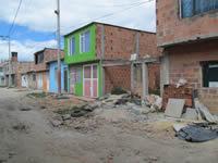 Los barrios que aún no han sido legalizados en Soacha