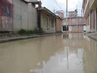 Alerta amarilla en Soacha por inicio de primera temporada de lluvias del año 2013