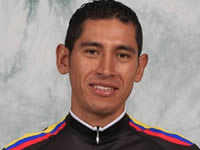 Wilson Marentes, campeón de las metas volantes  en el gran premio Miguel Induraín