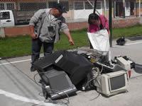 Reciclatón de Eléctricos y Electrónicos en Facatativá
