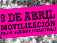 Declarado 9 de abril como día cívico