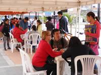 159 personas encontraron trabajo en Feria de Empleo en Madrid