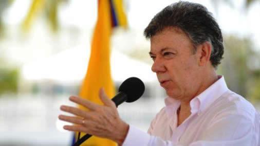 Ley seca y otras medidas para garantizar seguridad durante la visita del presidente Santos