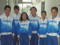 Wahoo, club de natación de Soacha que entrena en Bosa