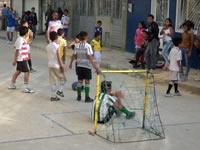 Día de integración, deporte y cultura en el Paraíso