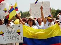 Soacha se une a Cundinamarca en la gran marcha por la paz