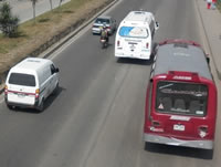 Comienzan medidas para la reposición de vehículos de transporte público en el corredor Soacha Bogotá