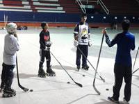 Nace en Soacha  Snipers Hockey Team
