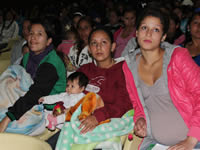 En Soacha se lanza  novedoso programa para madres adolescentes