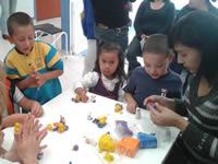 ESE municipal celebró el Día de los niños