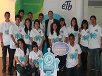 ETB cumple sueño robótico de jóvenes de Kennedy