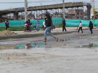 Ocho firmas se disputan rehabilitación de la vía paralela en Soacha