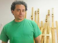 Nelson López, un cultor a  la cabeza de la cultura municipal