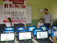 De la mano de las TIC´s,  alcaldía de Mesitas continúa transformando la educación del municipio