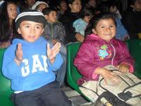 Niños vulnerables de Soacha visitan el Circo Hermanos Gasca