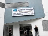 Distrito inauguró unidad médica especializada