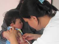 Hospital Mario Gaitán Yanguas lidera  Jornada de vacunación de las Américas
