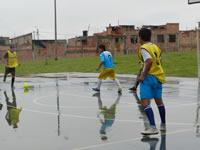 Deporte, integración y buen fútbol en final de torneo deportivo en El Salitre