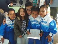 Nadadores de Soacha representarán al municipio en festival infantil