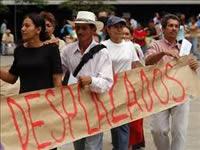 Colombia tiene el mayor número de desplazados en el mundo