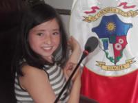 Niña de diez años causa admiración en el concejo de Soacha