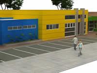 Este jueves se inaugura el Centro de Desarrollo Infantil de la comuna tres