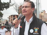 Enérgico llamado del alcalde de Soacha a  autoridades nacionales por muerte de menor en la Autopista Sur