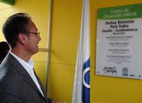Inaugurado Centro de Desarrollo Infantil de la comuna tres