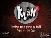 Klan D.C, el nuevo espacio para la juventud de Bogotá