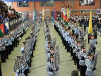 Se inauguraron los juegos intercolegiados 2013 en Soacha